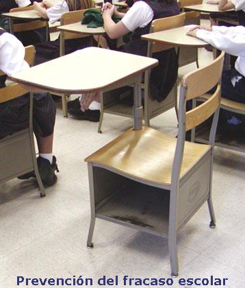 Monográfico sobre Prevención del fracaso escolar