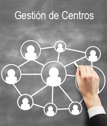 Gestión de centros 2013